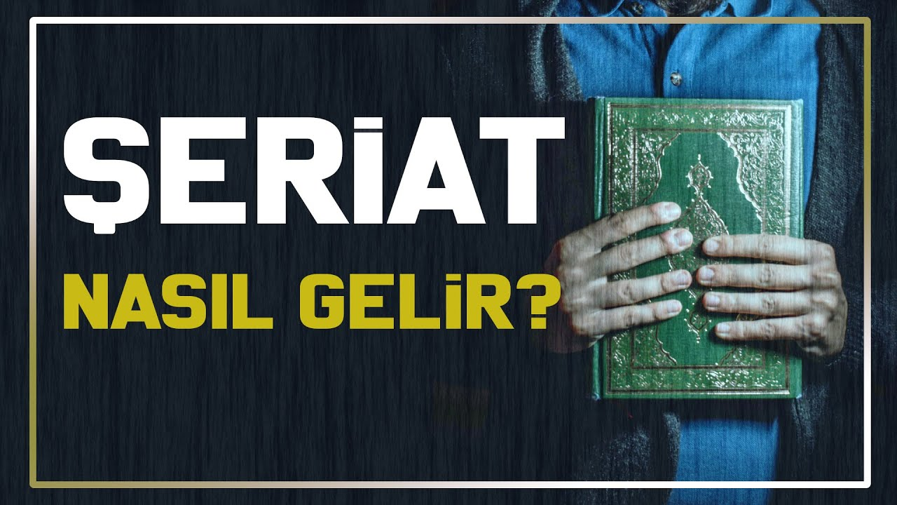Şeriat Nasıl Gelir? | Halis Hoca (Ebu Hanzala)