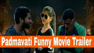 Padmavati Funny Comedy Movie Trailer | Jammu Ke Comedian