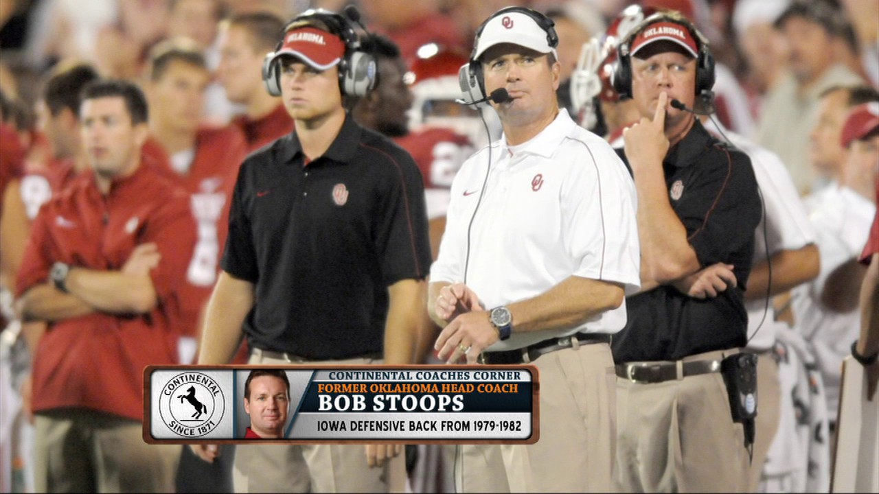 Former OU Head Coach Bob Stoops Discusses His Decision to ...