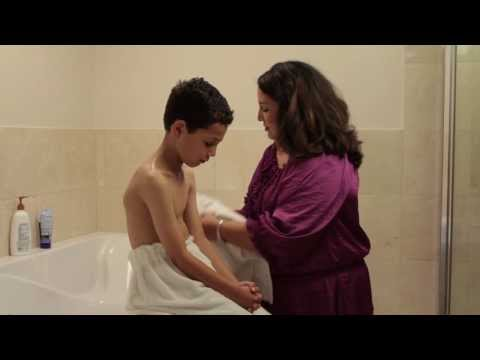 Eczema: Bleach bath therapy