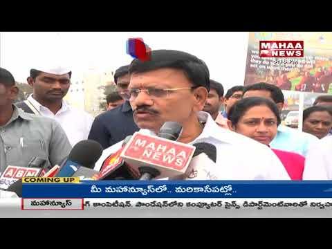 Tourism Minister Bhuma Akhila Priya Talk About Buddhist Culture | Vijayawada  | Mahaa News