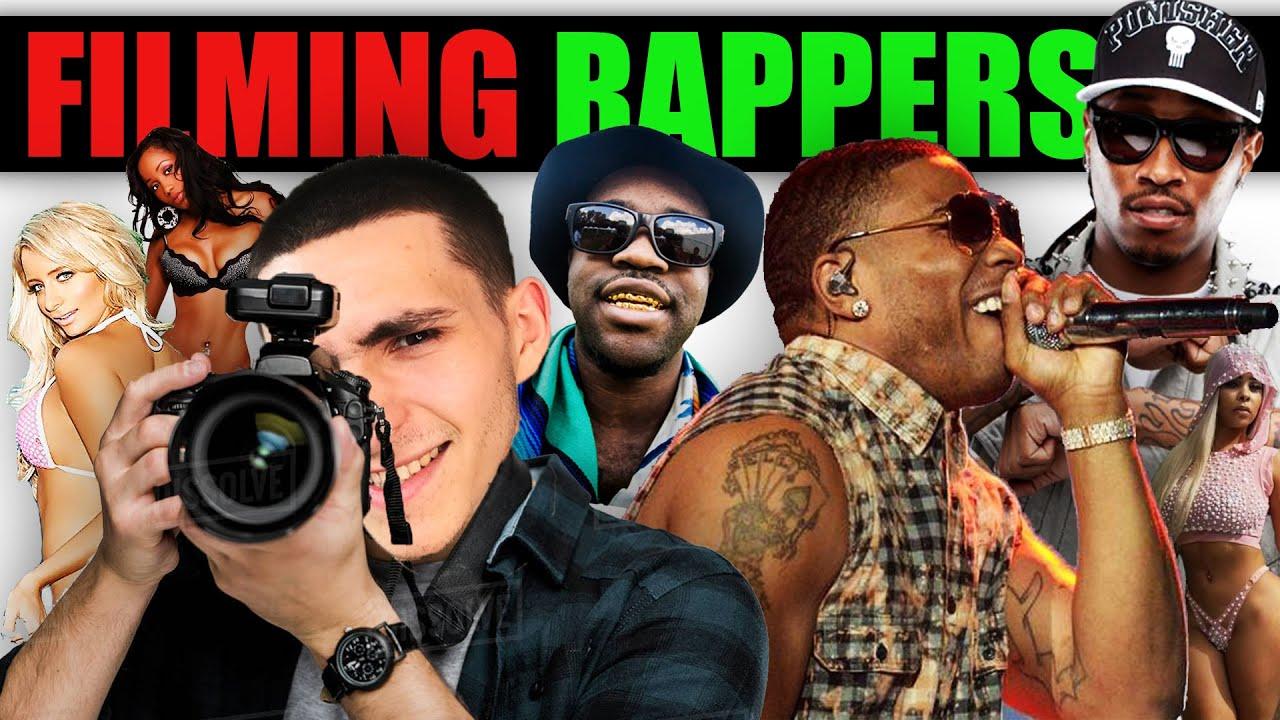 How I Filmed Future, A$AP Ferg & Nelly