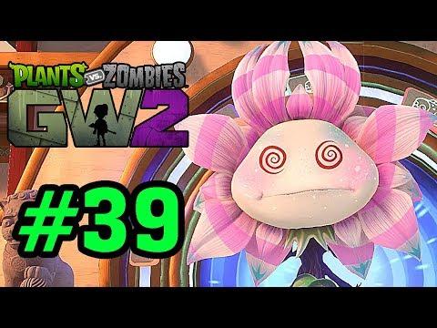 Plants Vs Zombies 2 3D - Hoa Quả Nổi Giận 2 3D: Đại Chiến Boss Cây Khổng Lồ #39