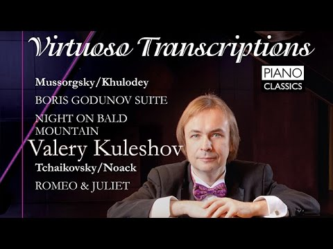 Virtuoso Transcriptions (Full Album) played by Valery Kuleshov