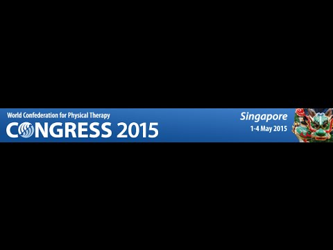 WCPT 2015 Congress Keynote Lecture by Dr Ah-Cheng Goh
