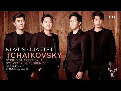 Tchaikovsky: Souvenir de Florence (extrait) | Novus Quartet, Ophélie Gaillard, Lise Berthaud