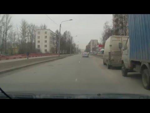 Улица Тамбасова в Санкт-Петербурге, целиком