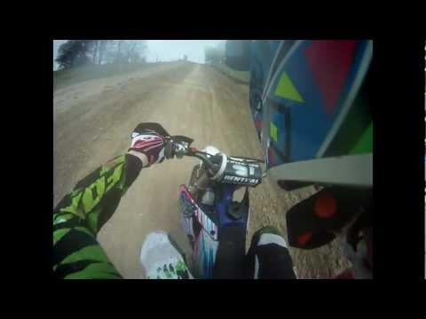 Ashdown Motocross Track Oxford