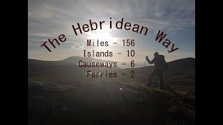 The Hebridean Way (156miles/247km walking route) September 2017 thumbnail