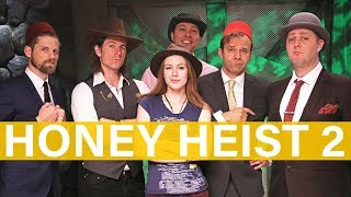 Honey Heist 2: Electric Beargaloo