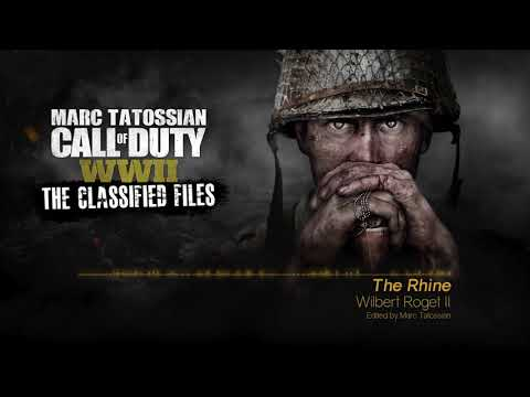 Call of Duty WWII Soundtrack: The Rhine (Classified) [Final Mission]
