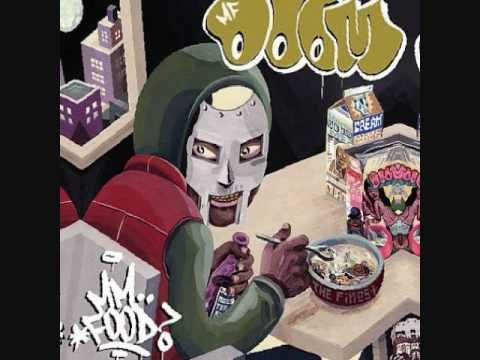 MF Doom - Rapp Snitch Knishes [Instrumental]