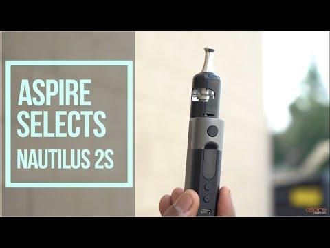 Aspire Selects - Nautilus 2S - YouTube