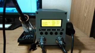 Очередная паяльная станция на Arduino Nano / DIY Soldering station
