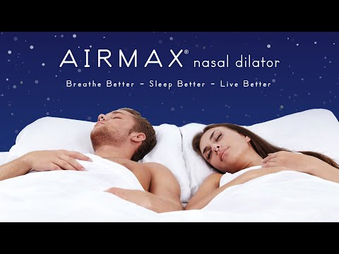 AirMax Nasal Dilator Instructions