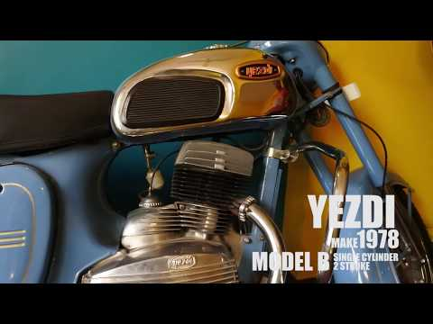 YEZDI JAWA India | FOR THE LOVE OF MOTORCYCLES | Bikerslife