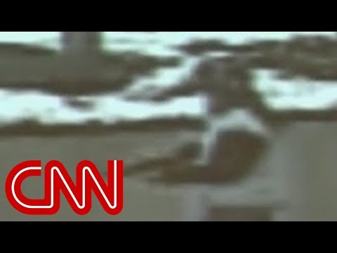 Video shows police