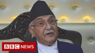 Nepal's prime minister pleads for vaccines amid deadly Covid wave - BBC News