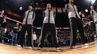 San Antonio Spurs Big 3 Playoff Success
