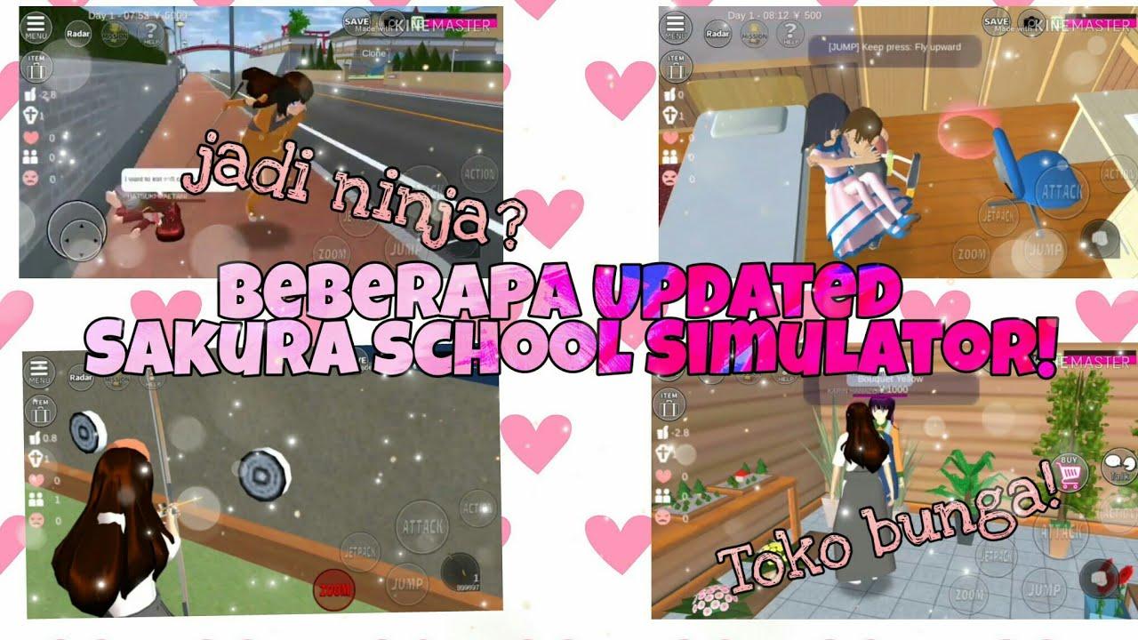 Update Terbaru Sakura School Simulator Sakura School Simulator