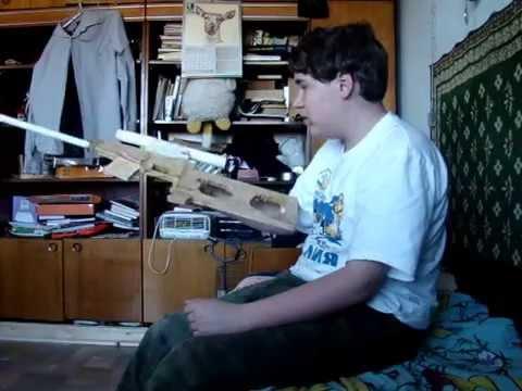Чертежи макета винтовки мосина из дерева своими руками 130