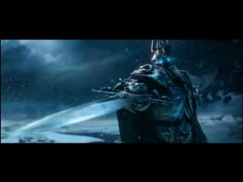 Wrath of the Lich King - Warcraft III - Memories of a King - Music video
