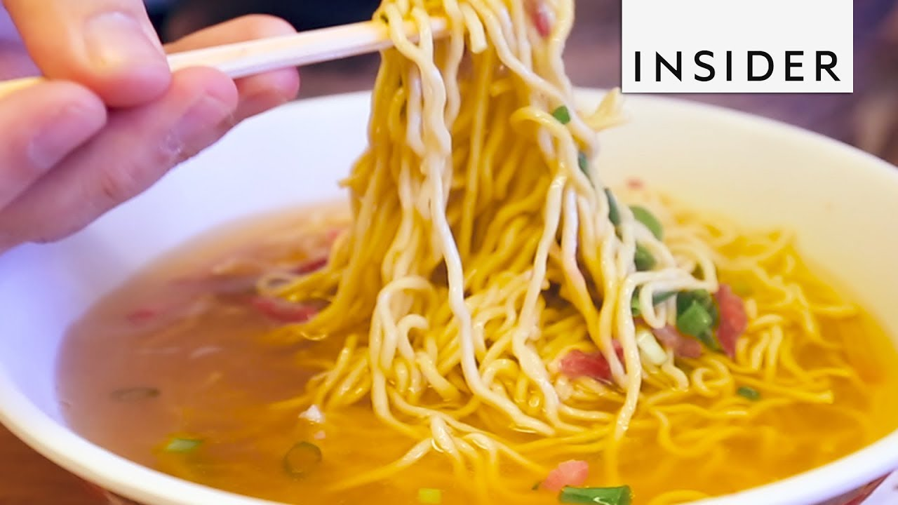 ramen noodles business Ramen noodles are the staple of millions of university students and labourers the world rural news delivered to how the ato sank kathryn's business with a.