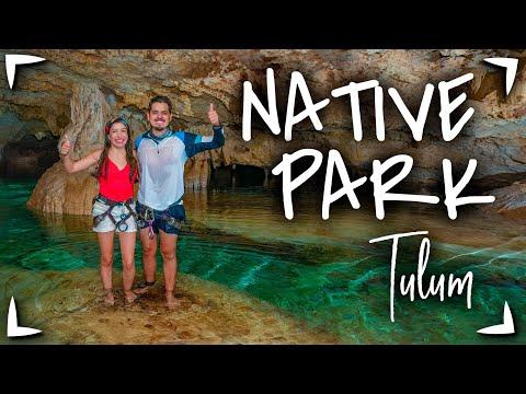 JUNGLA MAYA Native Park Tulum 🔴  TOUR MEDIO DIA Riviera Maya ► AllTourNative ✅ QUE INCLUYE, PRECIO