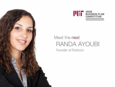 4th MIT Arab Business Plan Competition 2010-2011