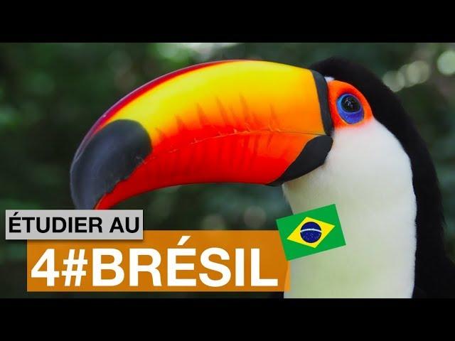 BRESIL - Va voir ailleurs si jétudie EPISODE 4
