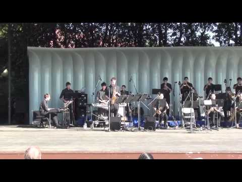 Always and Forever by Thomas Jefferson High School Jazz Band at the Big Band Jam, 4/27/12