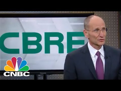 CBRE Group CEO: Taking Market Share | Mad Money | CNBC