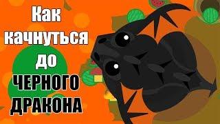 Як прокачатися до Чорного Дракона в мопе іо Mope.io ? Покрокова інструкція!