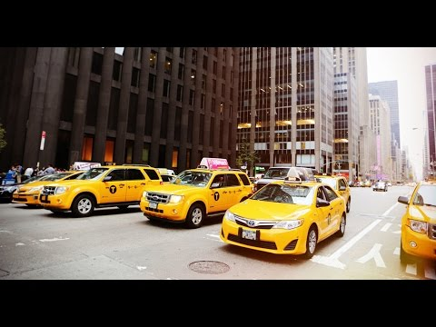 Таксист Нью-Йорка про Uber, привет Челябинску/a Taxi Driver In New York About Uber, Hi Chelyabinsk