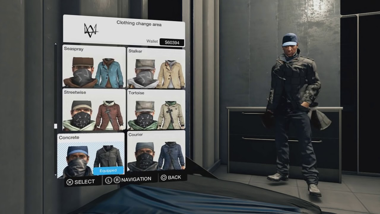 Watch Dogs  Hidden Gun