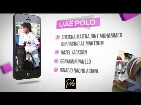 UAE Polo Lineup for EMAAR Masters Cup 2020 | Dubai Polo Sport Blog