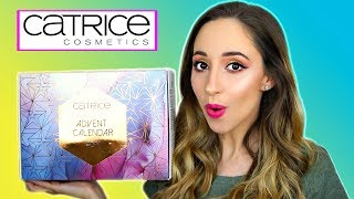 Catrice Beauty Advent Calendar - DIY (Is this for real??) | Vasilikis Beauty Tips