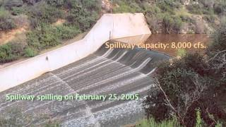 Turner Dam and Spillway