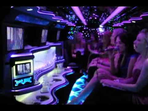Limo Hire Perth - Karaoke Fun Video - Fantasy Hummer Limos