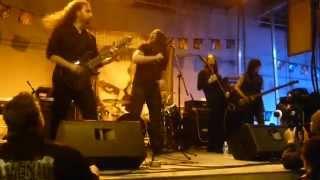 "WES CAGE ""Heathen Sanctuary"" at Heart Of Texas Rockfest, Austin, Tx. March 20, 2015"