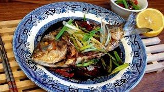How To Pan Fried Fish | 煎出外脆里嫩美味煎鱼的小秘诀 | 煎魚不破皮