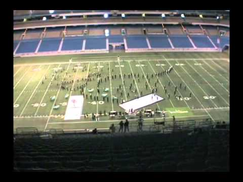 John B. Connally high school marching band 2006