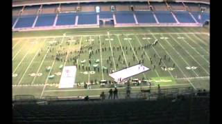 John B. Connally high school marching band 2006
