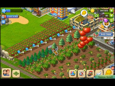 Township Level 57 Update 3 HD 1080p