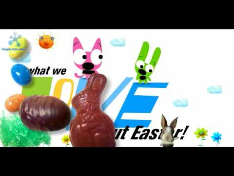 Hoops and yoyo happy easter youtube m4hsunfo