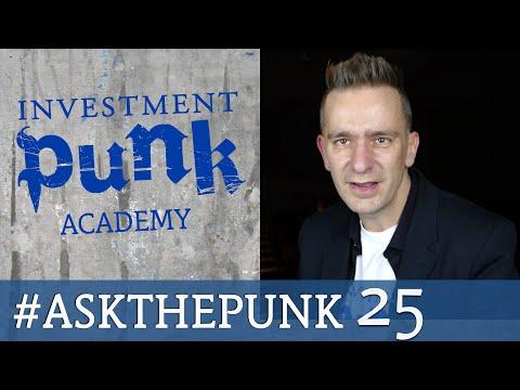 Aktien Leerverkäufe I Investment Banker werden I P2P Lending #ASKTHEPUNK 25