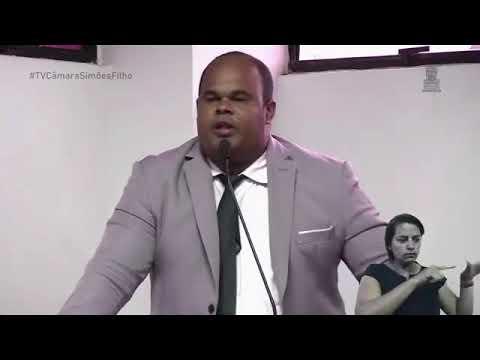 Em vídeo, vereador Vel cobra ação da Jotagê em Simões Filho - confira
