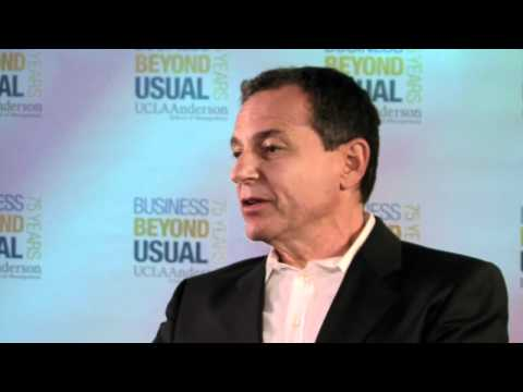 Leaders on Leadership: Bob Iger - YouTube