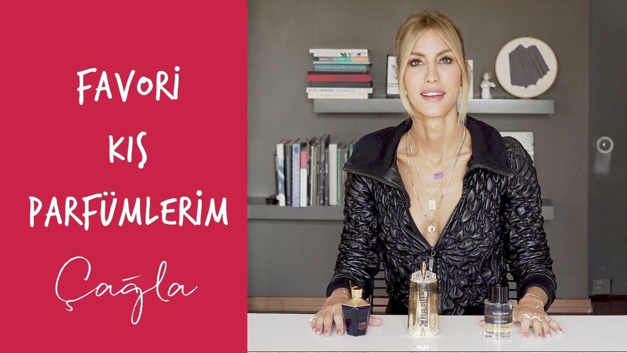 Çağla | Favori Kış Parfümlerim | Güzellik - Bakım