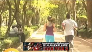 ADIANEZ HERNANDEZ EN LEGGINS AZULES MARCANDO CAMEL TOE